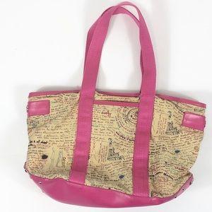 DKNY Pink Tote Bag